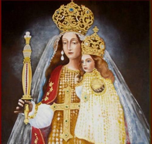 Virgen de Quinche oracion