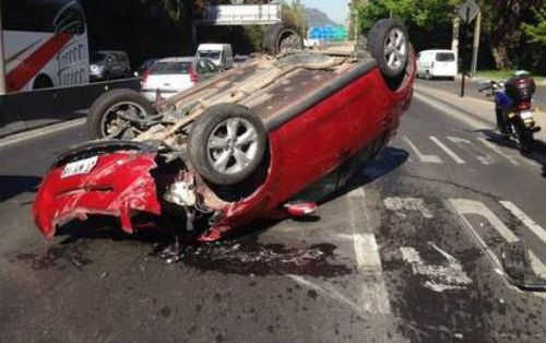 accidente automovilistico