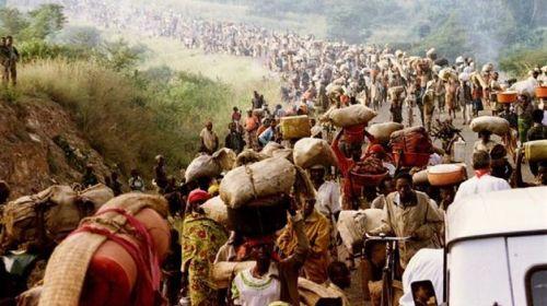 despues del genocidio de rwanda