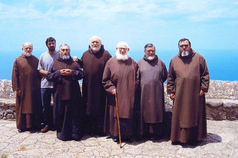 ermitanos de la congregacion de san pablo