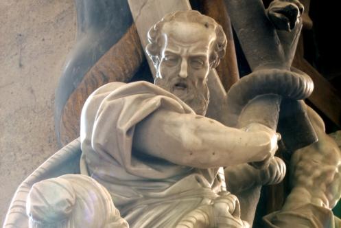 estatua de profeta