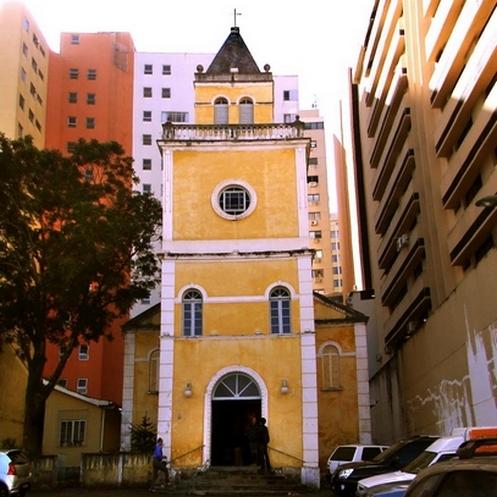 iglesia de nuestra senora del parto de pahoca