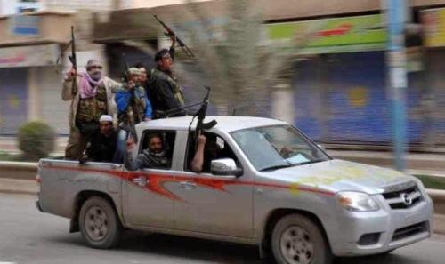 siria. islamistas