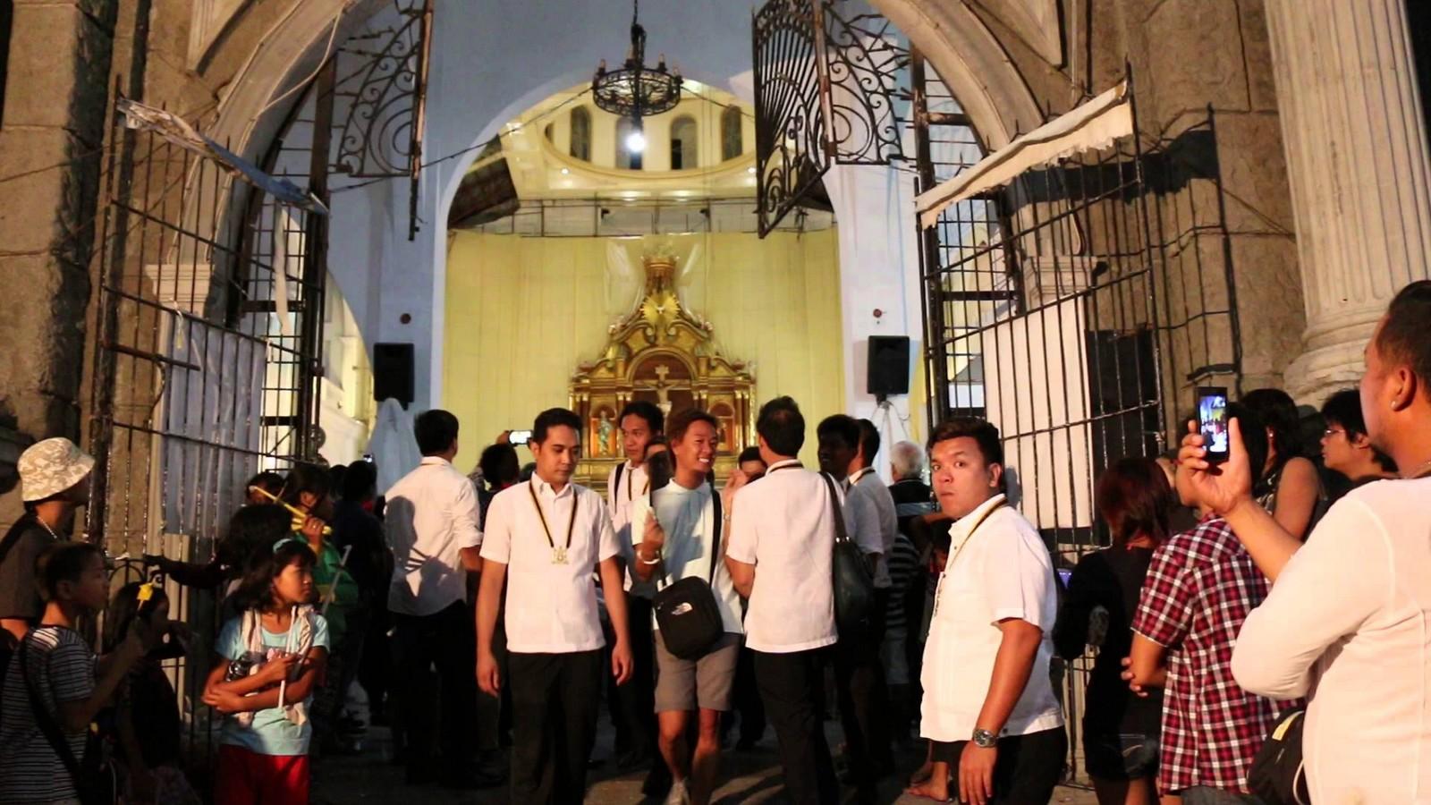La Reina de Cavite: Nuestra Señora de la Soledad de Porta Vaga, Filipinas (2º dom. noviembre)