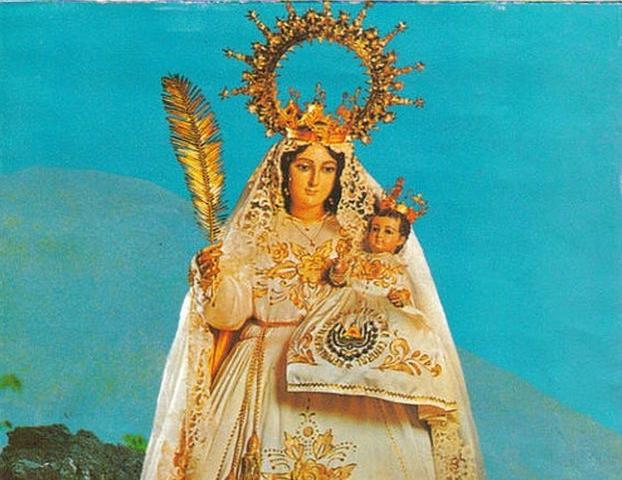 Nuestra Señora de la Paz, la Patrona de El Salvador (21 de ...