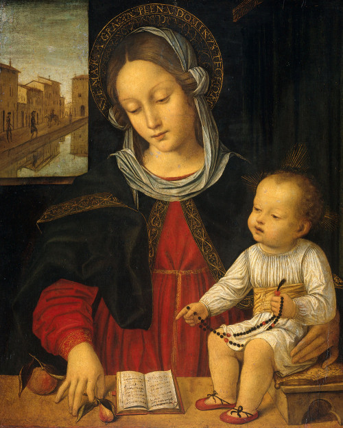 virgen-maria-Jesus-infante