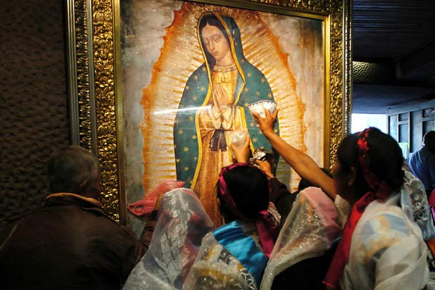 Virgen de Guadalupe del Tepeyac, un gran prodigio Evangelizador, México (12 dic)