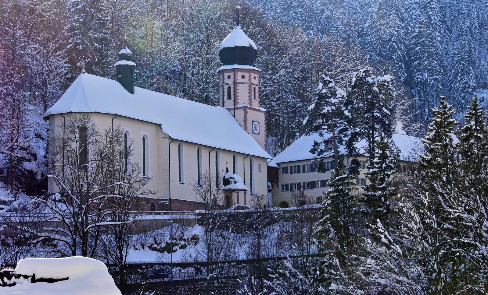 María en el Abeto, un Lugar de Curaciones creado por María, Alemania (20 dic)