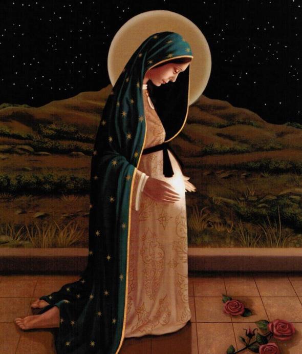 Visión de Catalina Emmerich: Cómo se Preparó María para ir a Belén para Tener a Jesús
