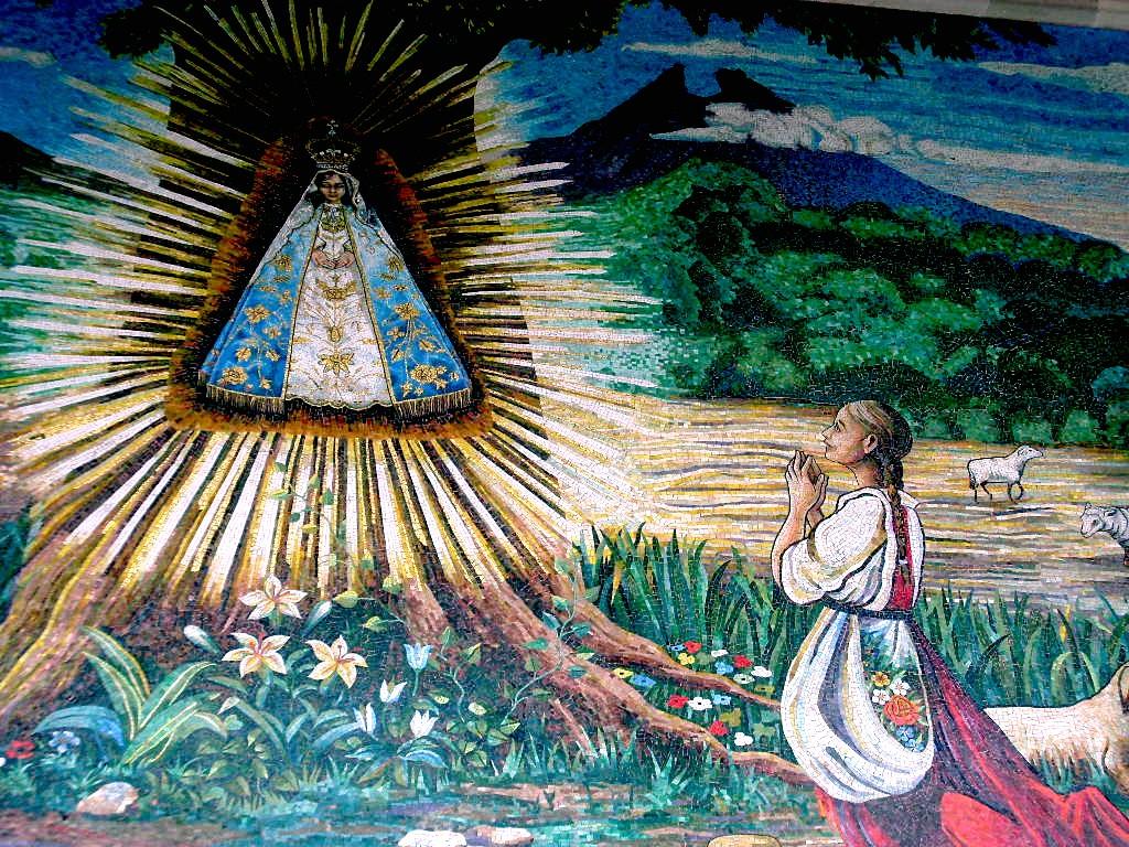 Milagrosamente Hallada en el Hueco de un Árbol: Nuestra Señora del Roble de Monterrey, México (18 de diciembre, 31 de mayo)