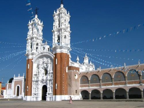 basilica de ocotolan fondo