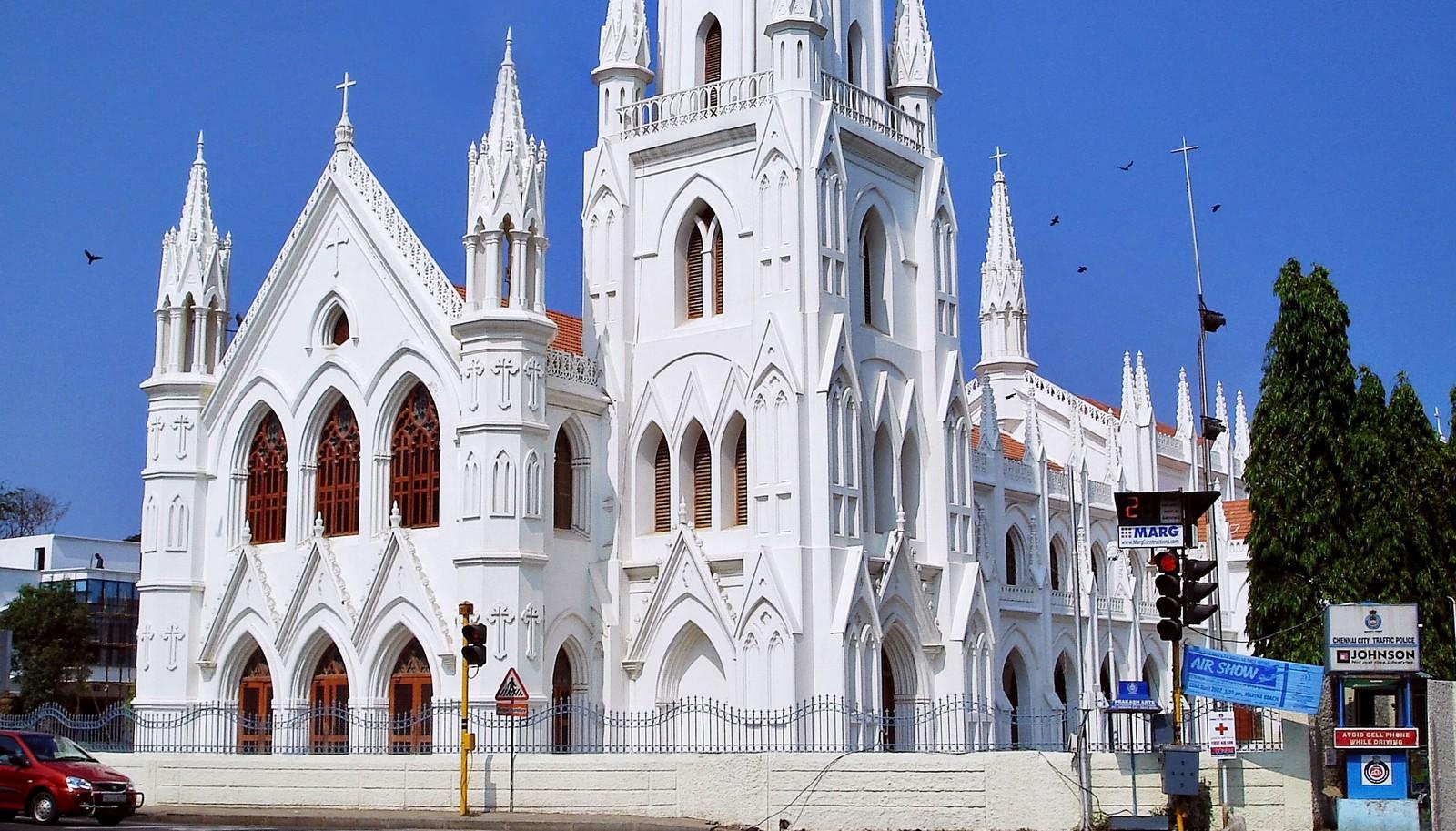 Imagen de los Evangelizadores de la India: Nuestra Señora de Mylapore, India (2ª dic)