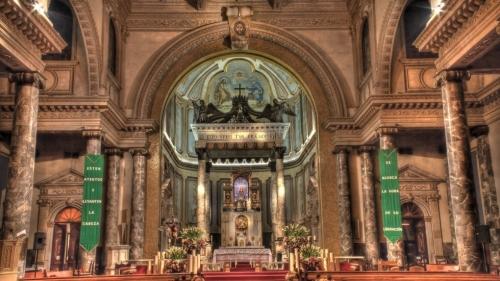 basilica del roble de monterrey