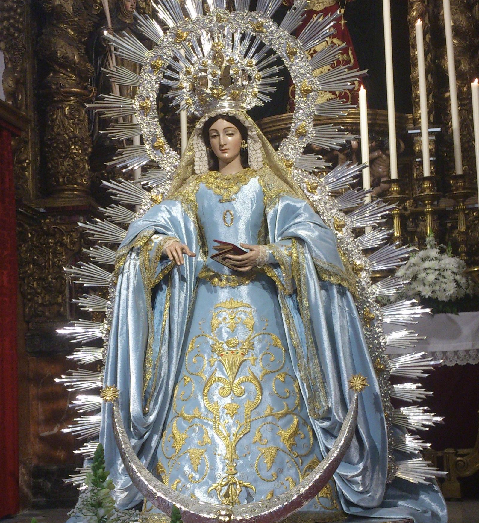 Nuestra Señora de la Expectación o de la O, la Advocación Central de Adviento (17 dic)