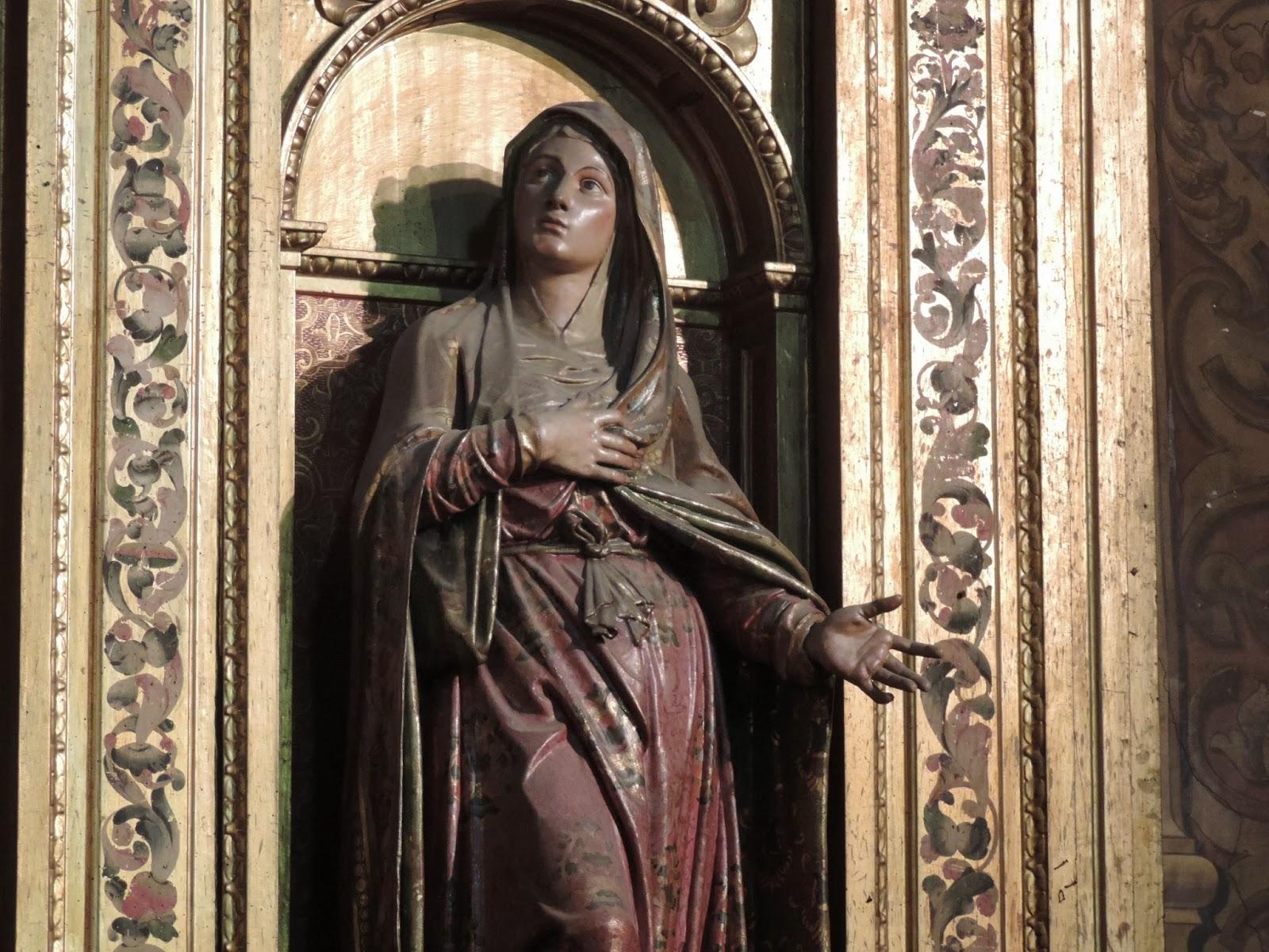 Virgen del Perdón, una Advocación Contra el Aborto, España (28 dic)