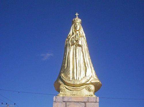 estatua virgen-itati ansina