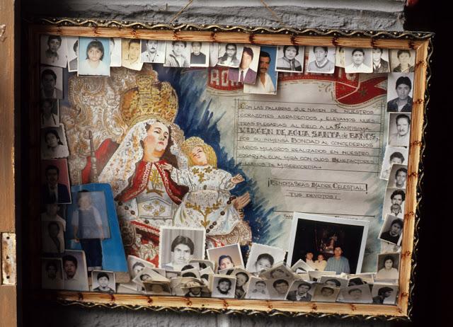 Reina del Rosario de Agua Santa, con Profusión de Milagros, Ecuador (7 oct y 13 dic)