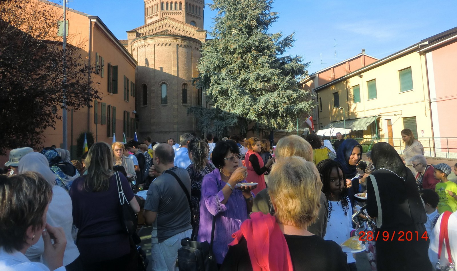 Dones Sanadores: Nuestra Señora de la Providencia de Piumazzo, Italia (20 dic, 1º dgo jun)