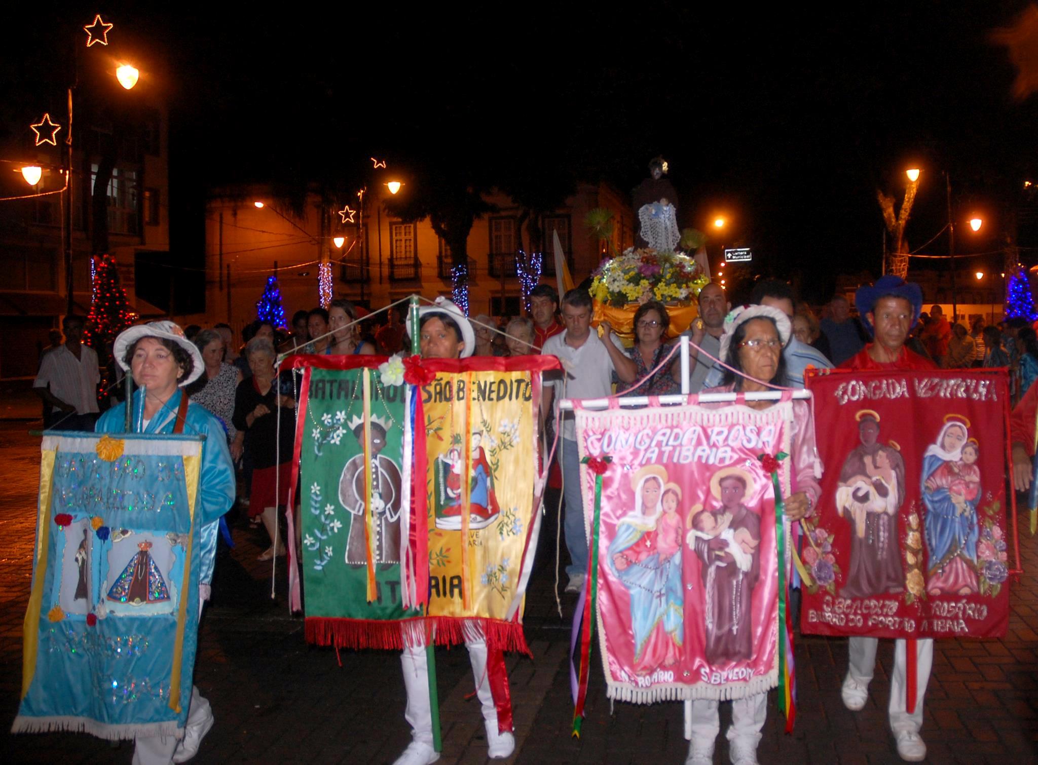 Culto con Ingredientes Africanos: Nuestra Señora de Atibaia, Brasil (27 dic)