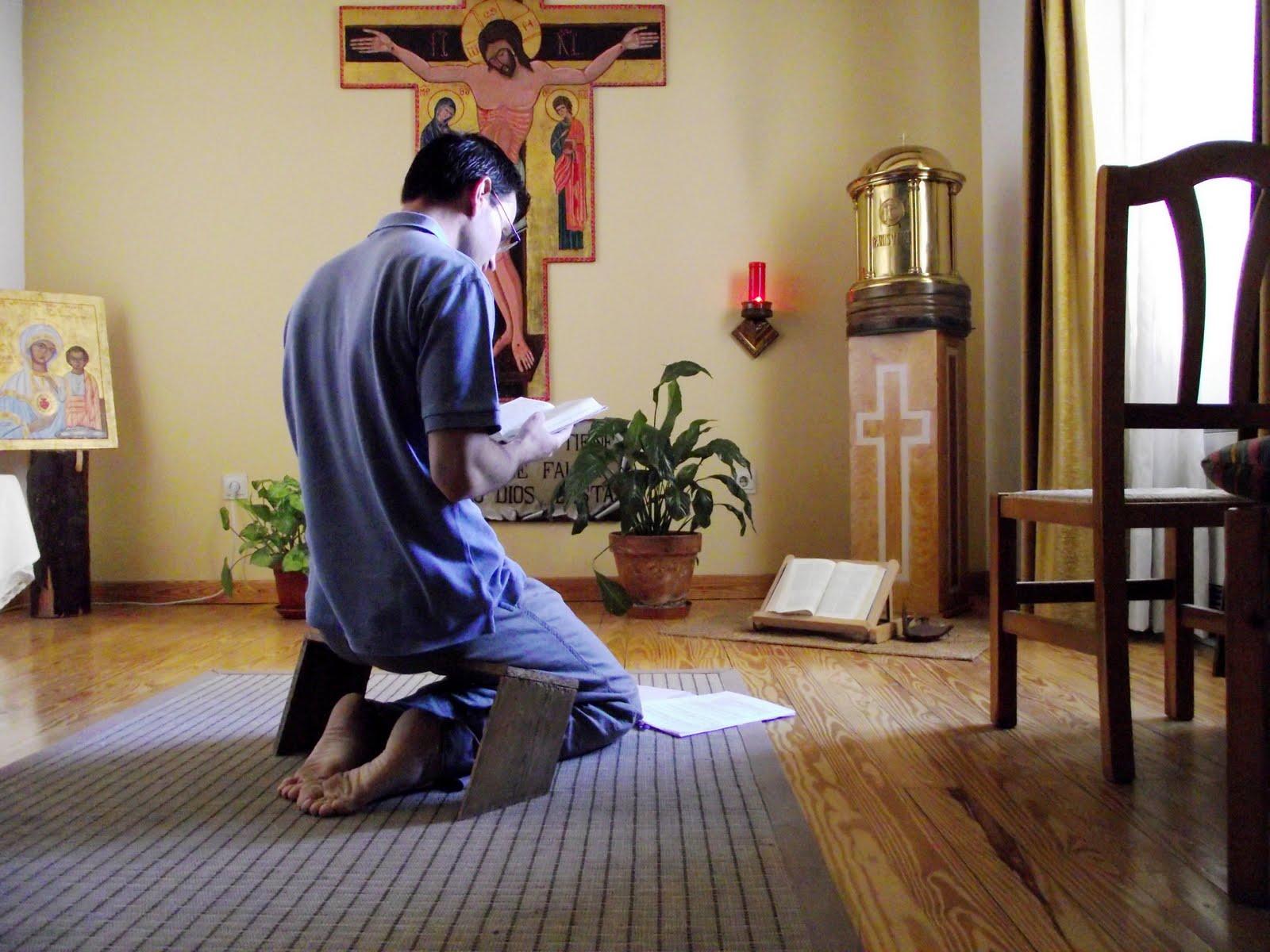 Oraciones de Bendición de la Comida