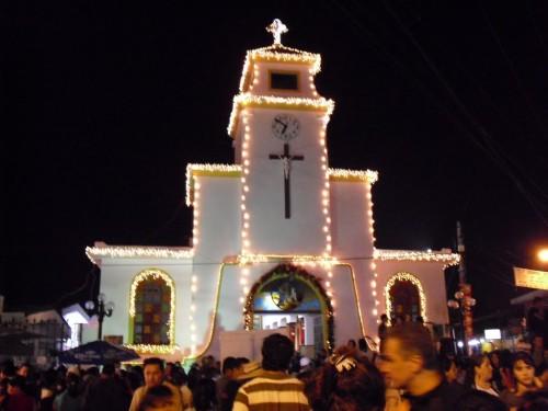 iglesia de santos inocentes cuscatlan
