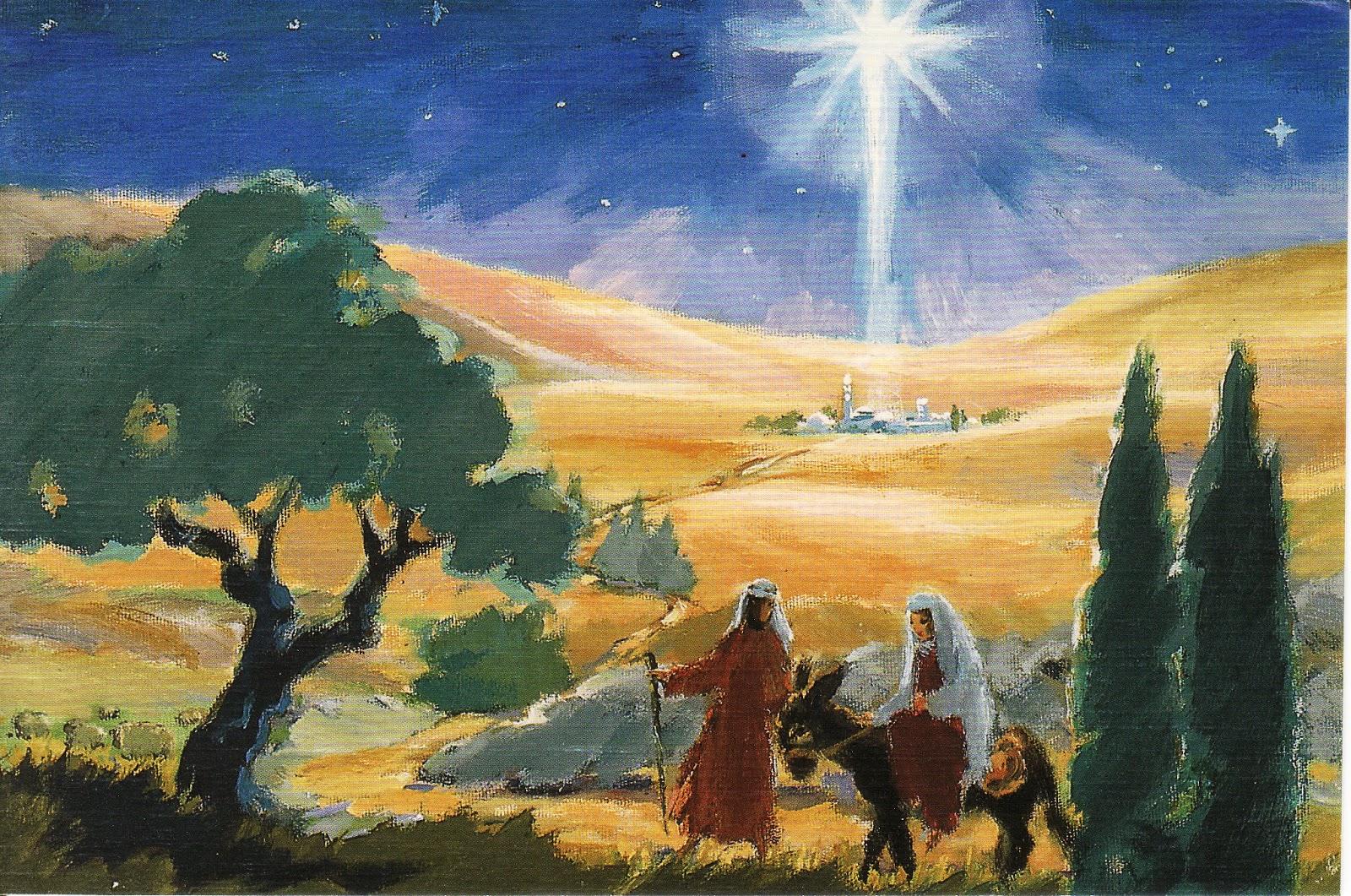 Narración de Catalina Emmerich sobre la Llegada de María y José a Belén y la Búsqueda de Refugio