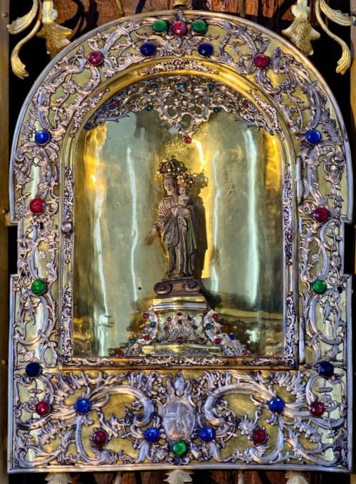 nicho de Maria in der Tanne