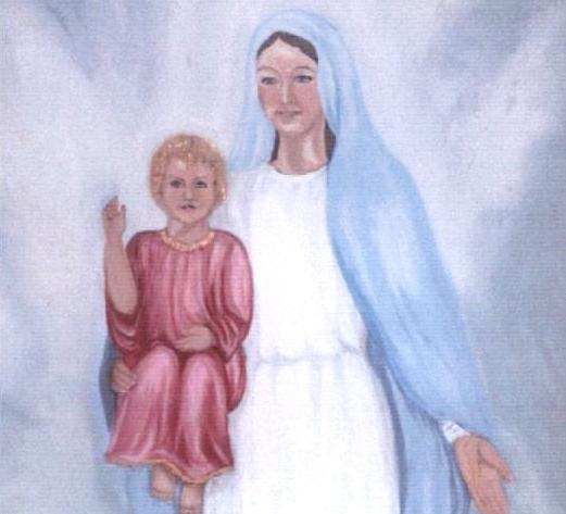 María Aparece a un Sacerdote: N.S. de la Isla del Príncipe Eduardo, Canadá (14 dic)