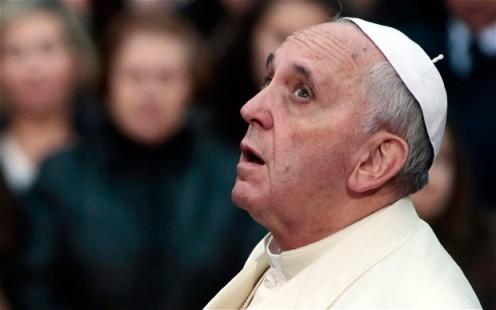 papa francisco primer plano