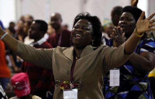 pentecostales en africa