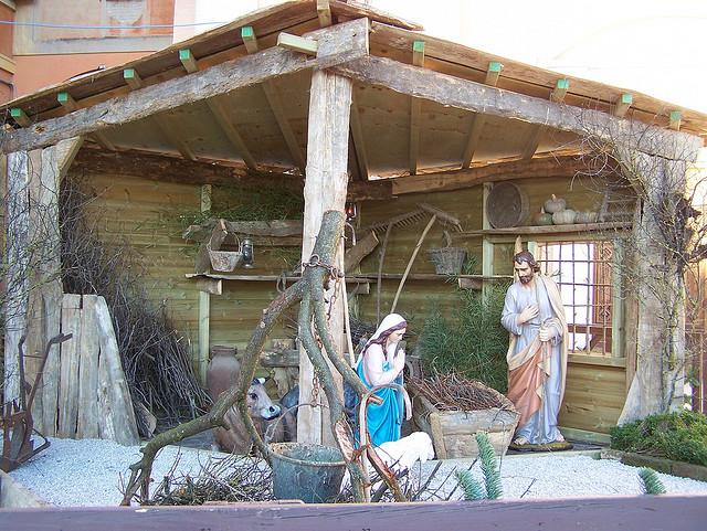 Madre de la Paz de Carpi, María guía para Encontrar su Imagen, Italia (24 dic)