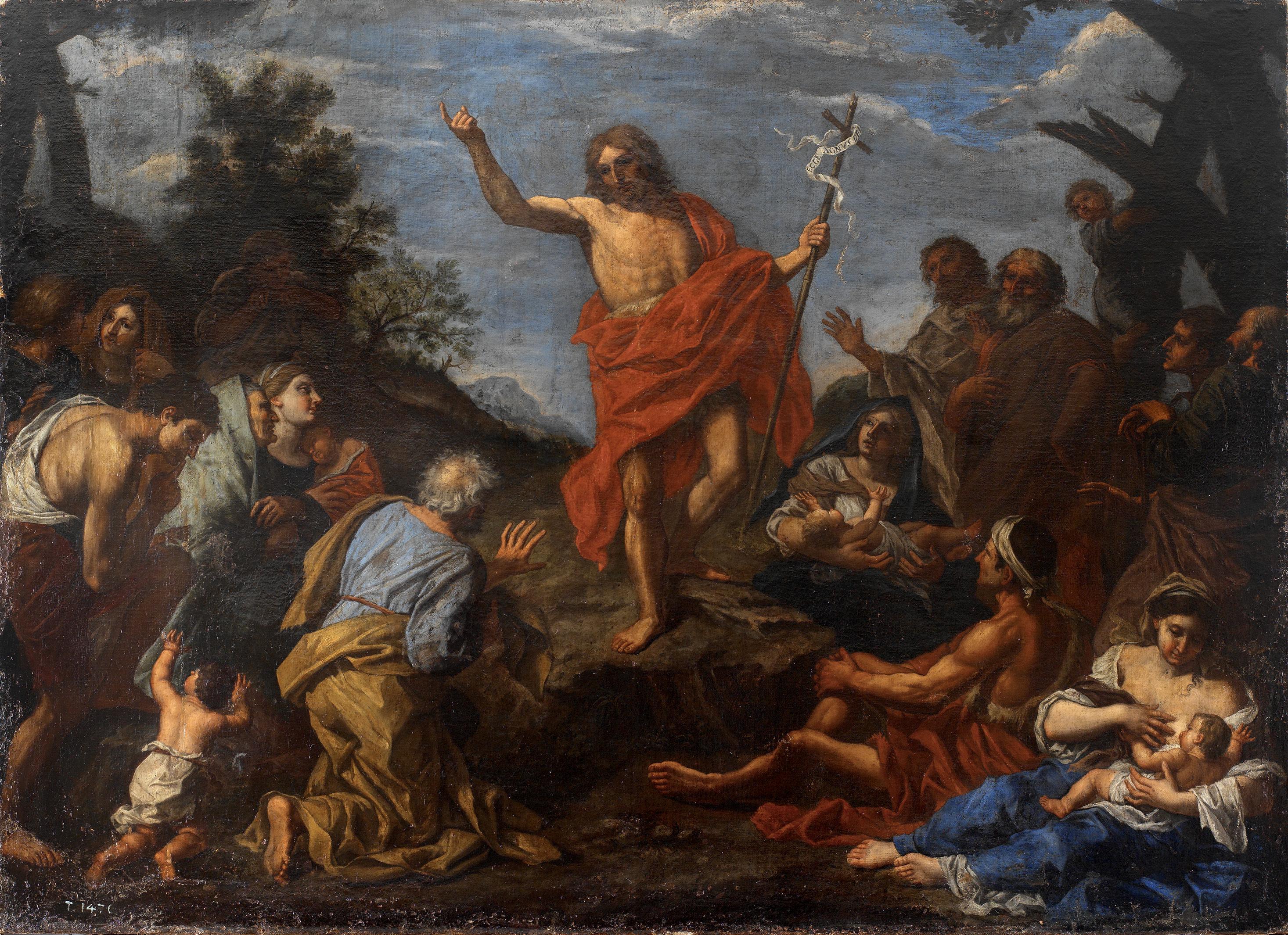 La Delicada Misión del Profeta Isaías y San Juan Bautista, en el ...