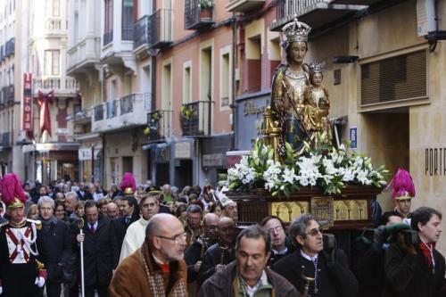 procesion virgen de la esperanza de logrono