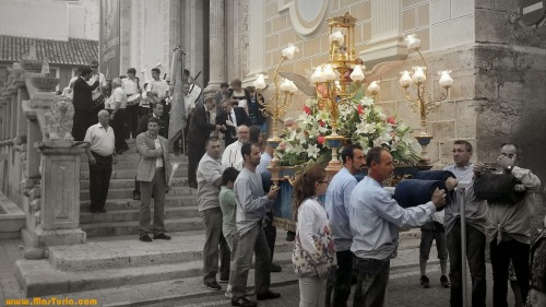 procesion virgen de montiel