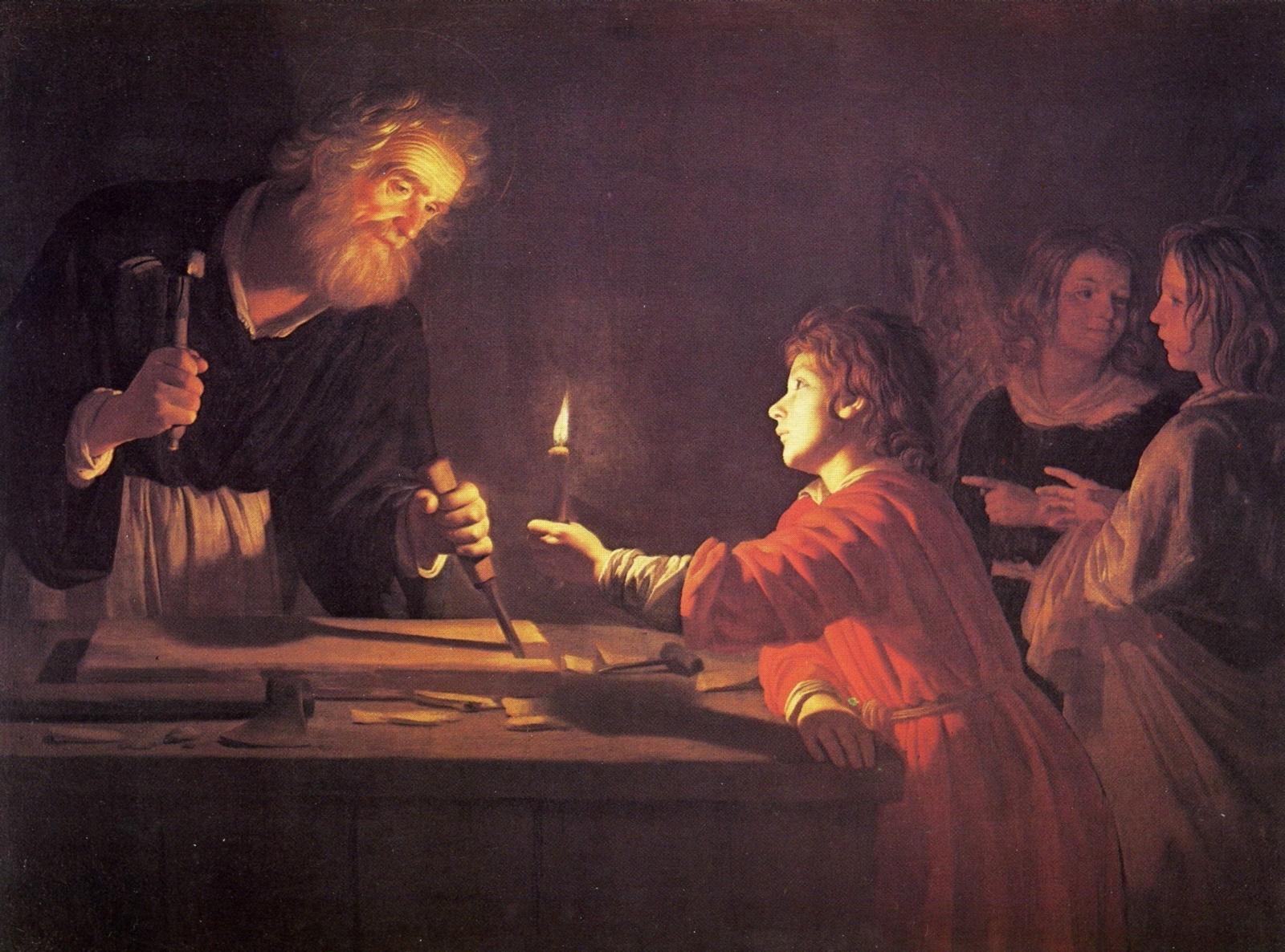 La Sagrada Familia, Centro del Plan de Dios para la Raza Humana (últ. dom. del año)