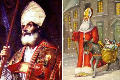 ¿Qué Personaje Católico Inspiró la Imagen de Santa Claus o Papa Noel?