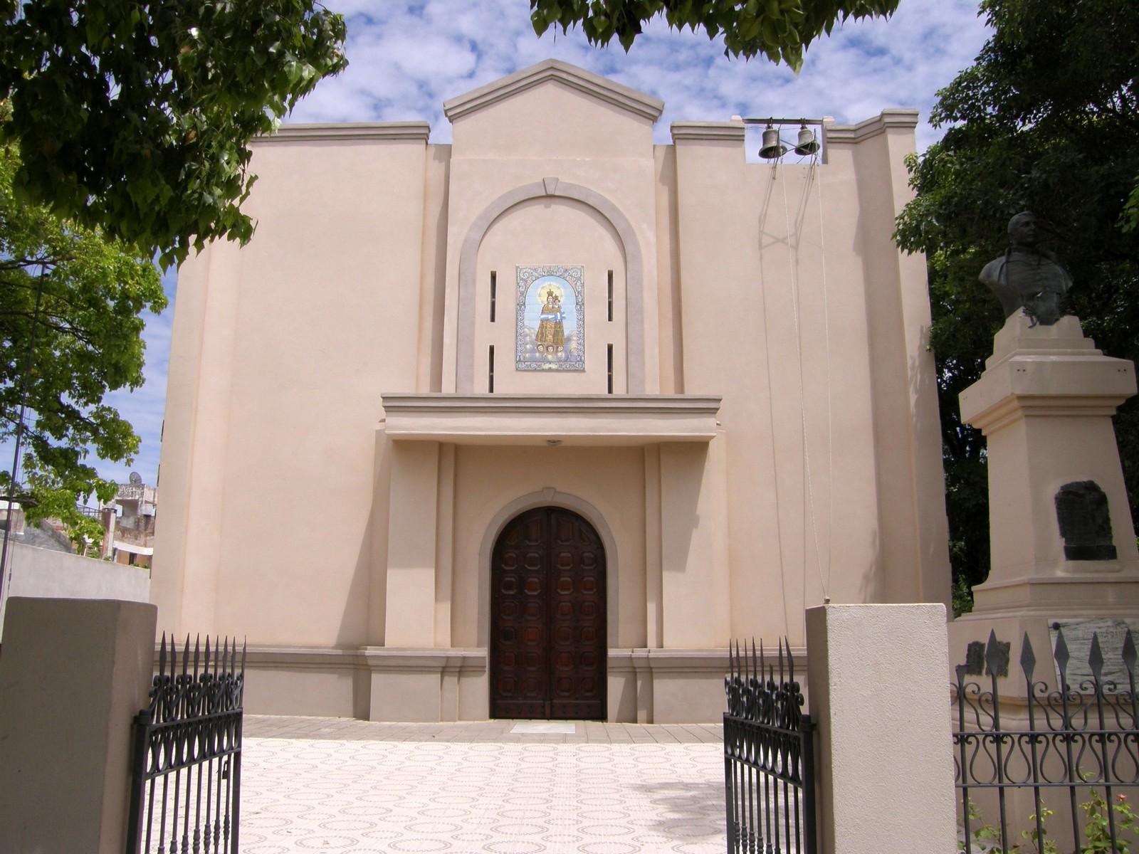 Nuestra Señora de Loreto de Santiago del Estero, allí se quiso quedar, Argentina (10 dic)