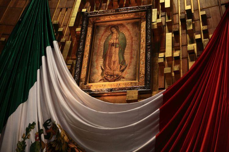 Los Misterios Prodigiosos de la Imagen de la Virgen de Guadalupe [inexplicables para la ciencia]