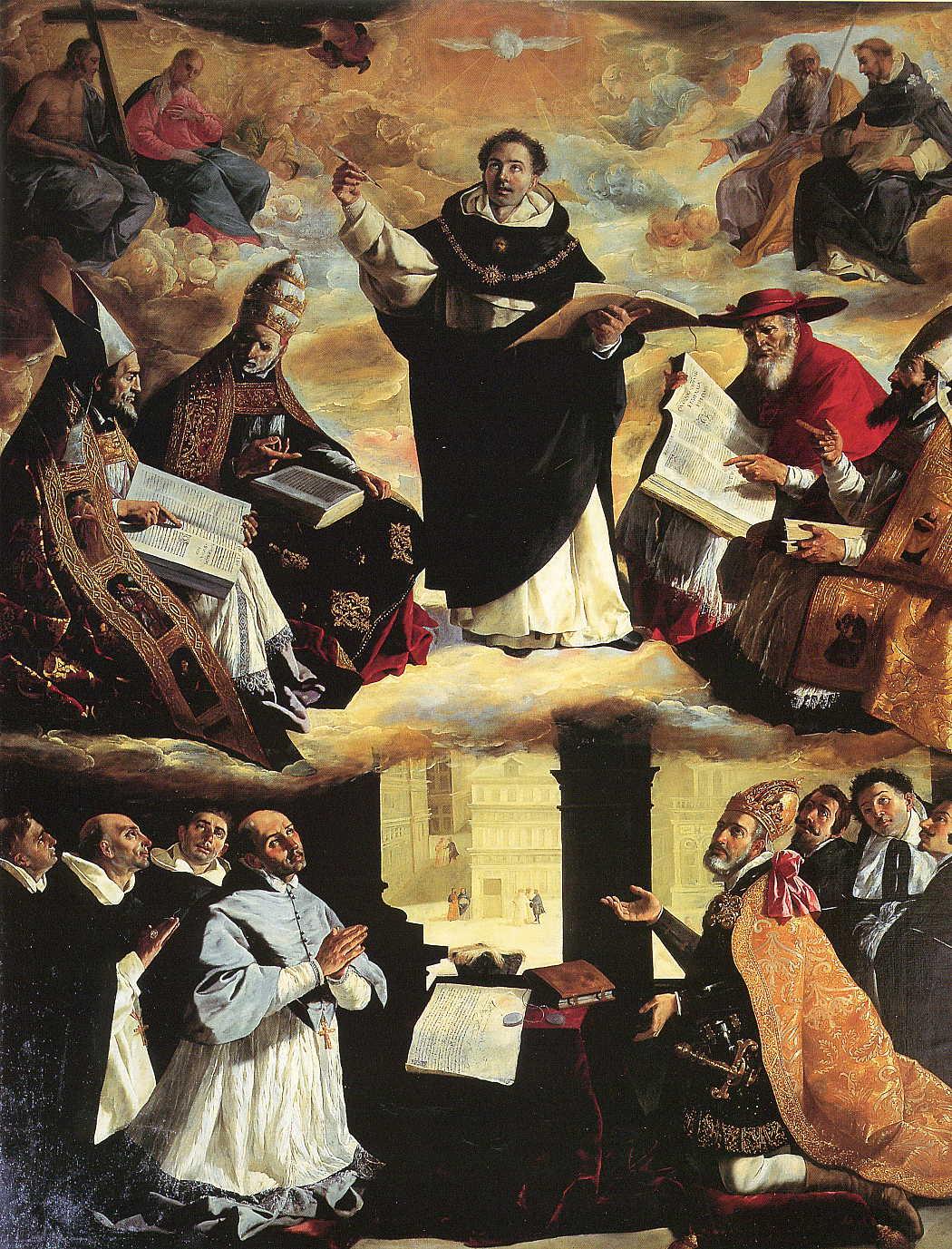 Los Milagros Impresionantes de Santo Tomás de Aquino