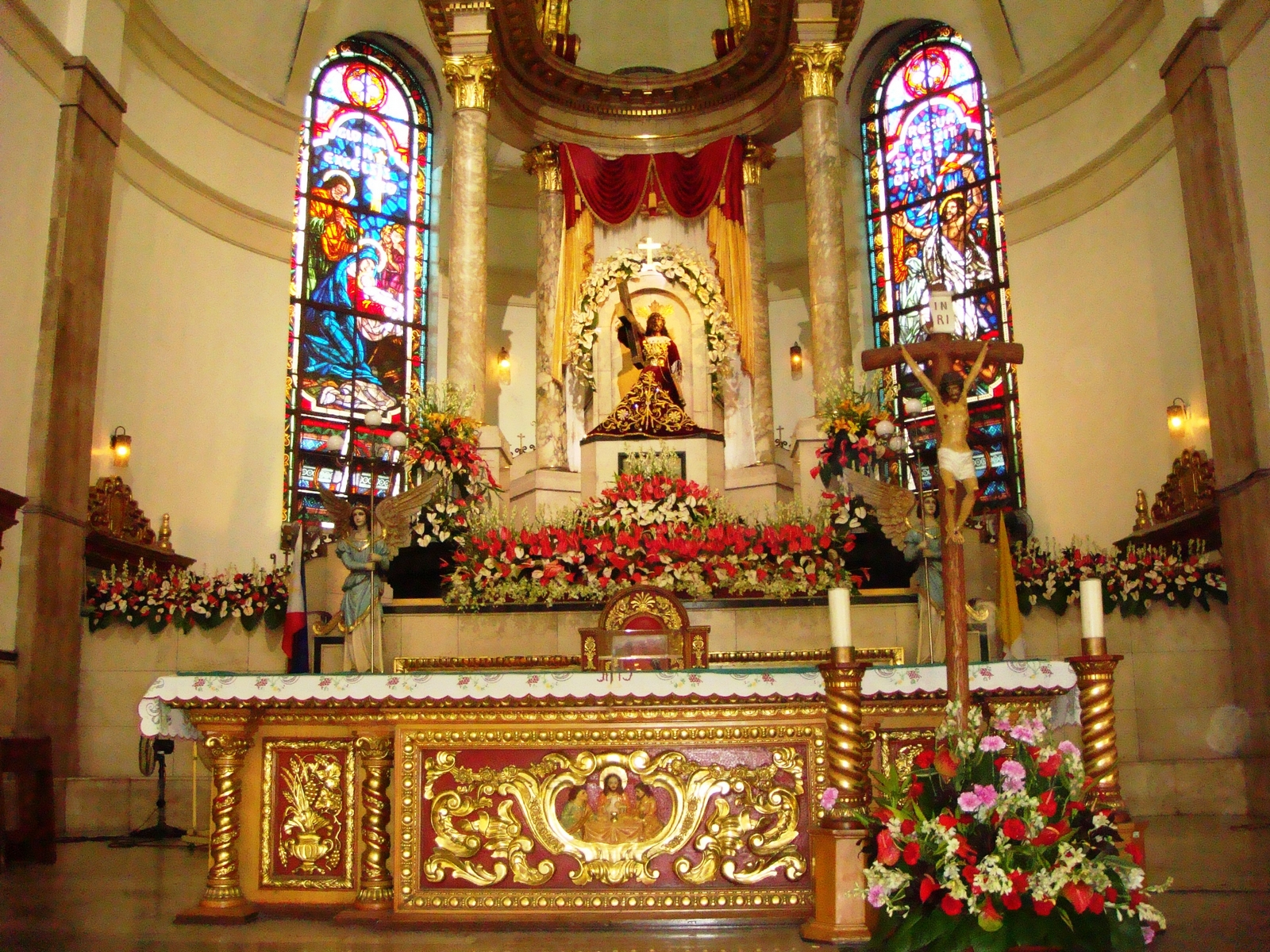 El Nazareno Negro, la mayor fiesta popular cristiana en Asia, Filipinas (9 ene)