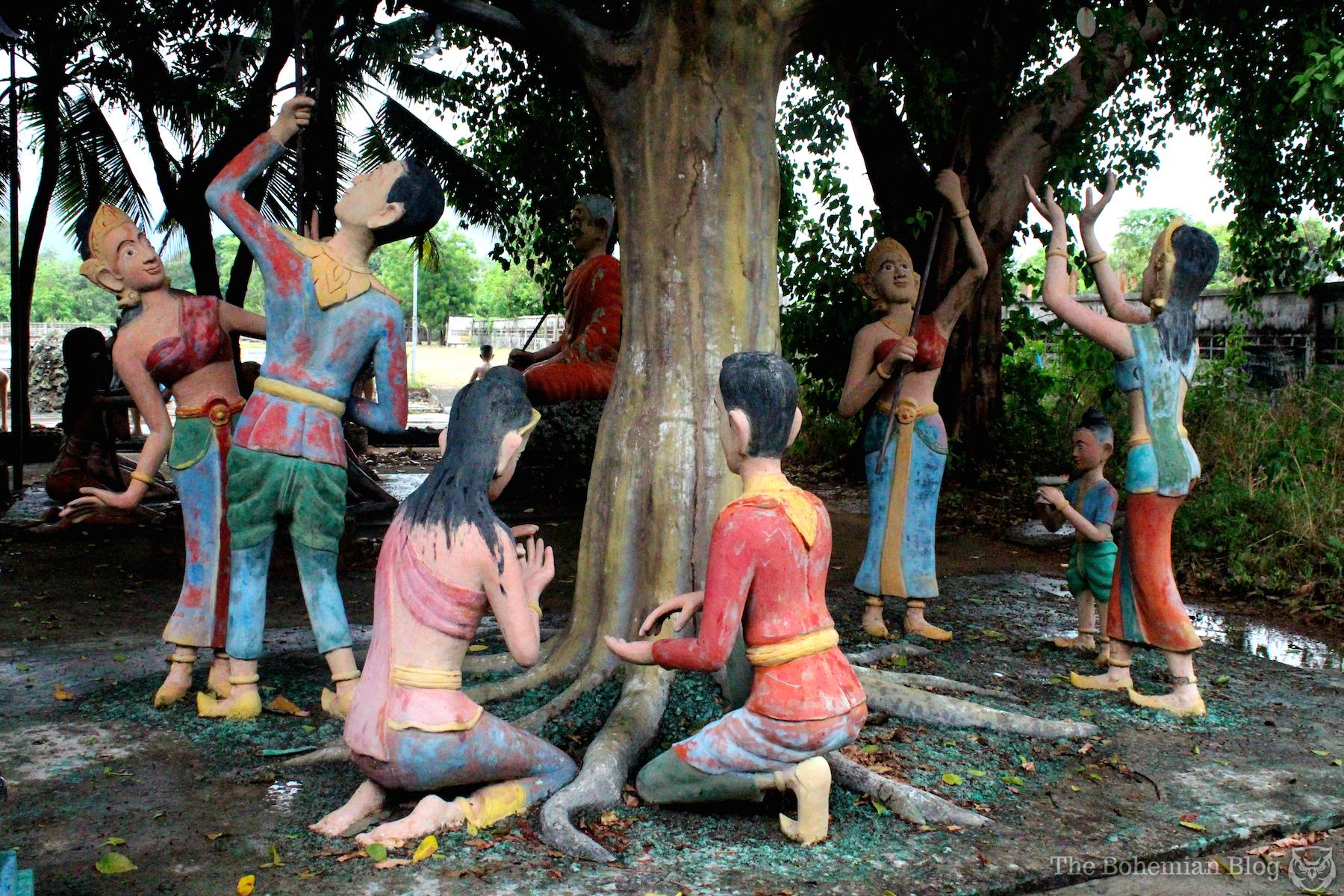 Mira acá los Castigos que les esperan a los Budistas en el Infierno
