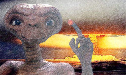 ET extraterrestres