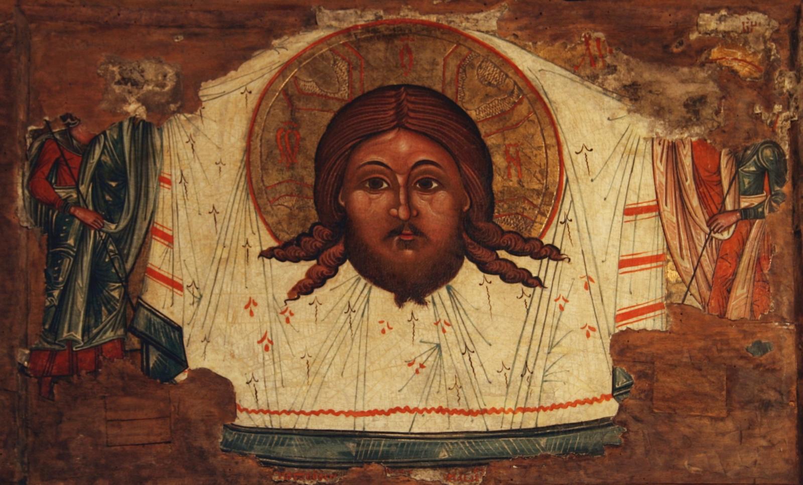 Cómo San Judas Tadeo Intercedió para que Jesucristo Estampara su Rostro en un Lienzo