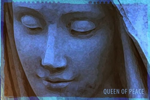 Our Lady queen of peace BG