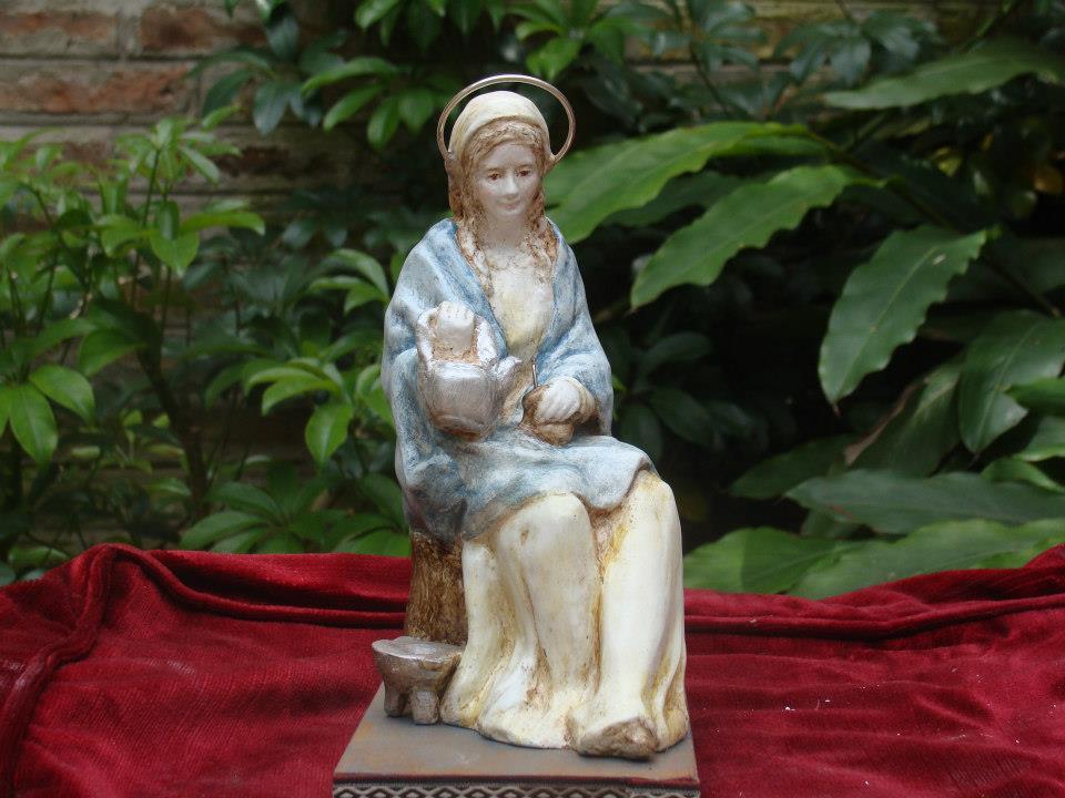 Nuestra Señora Gaucha del Mate, con la Bendición de Juan Pablo II, Argentina (7 ene)