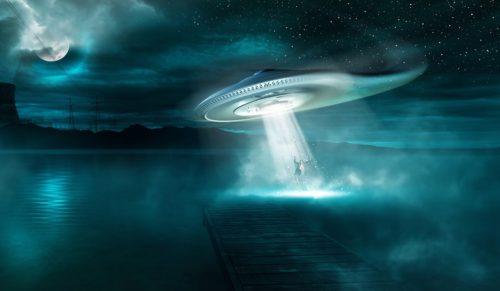abducción de persona extraterrestres