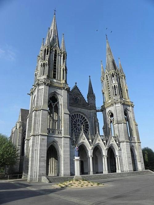basilica de pontmain
