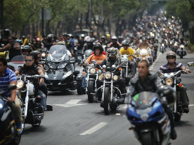 Nuestra Señora de Hostotipaquillo, gran Peregrinación de Motociclistas, México (3º dom ene)