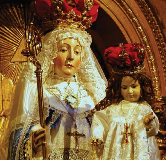 Nuestra Señora del Buen Suceso, Aparición referida a la Pasión de la  Iglesia, Ecuador (2 feb) – Foros de la Virgen María
