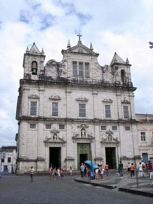catedral de el salvador bahia